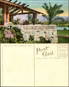 Post Card Club House